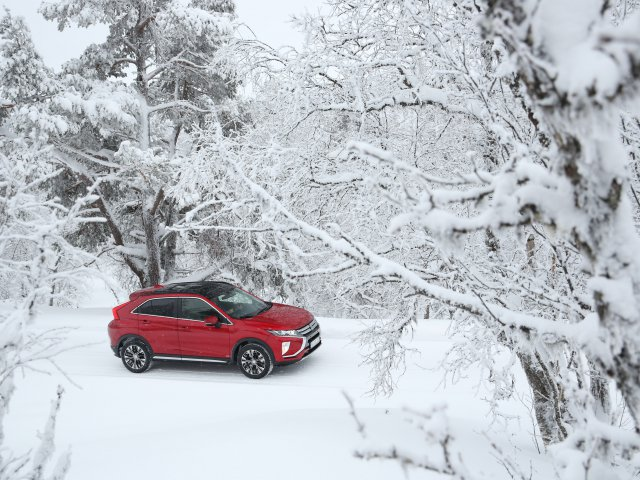 Mitsubishi Eclipse Cross - OFF ROAD AWARD 2018