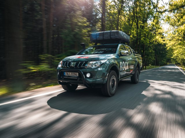 Mitsubishi L200 ROCK Proof Edition MY19 (01)