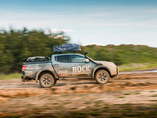 Mitsubishi L200 ROCK Proof Edition MY19 (10)
