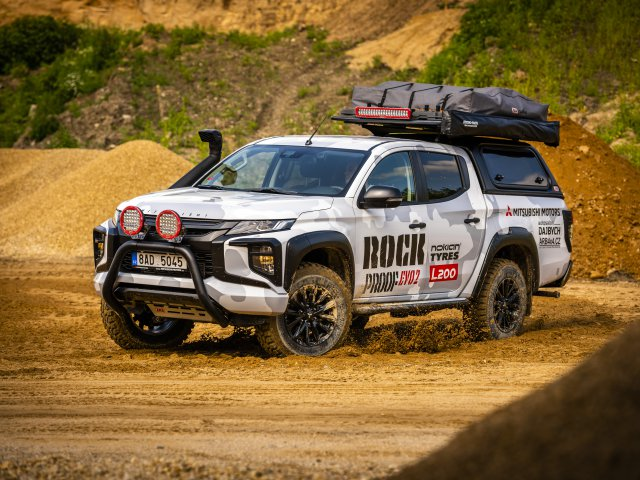 MITSUBISHI L200 ROCK PROOF EVOLUTION 2 (15)