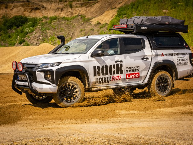 MITSUBISHI L200 ROCK PROOF EVOLUTION 2 (18)