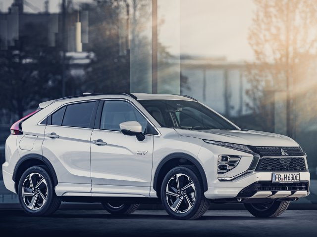 Mitsubishi Eclipse Cross PHEV MY21 (09)