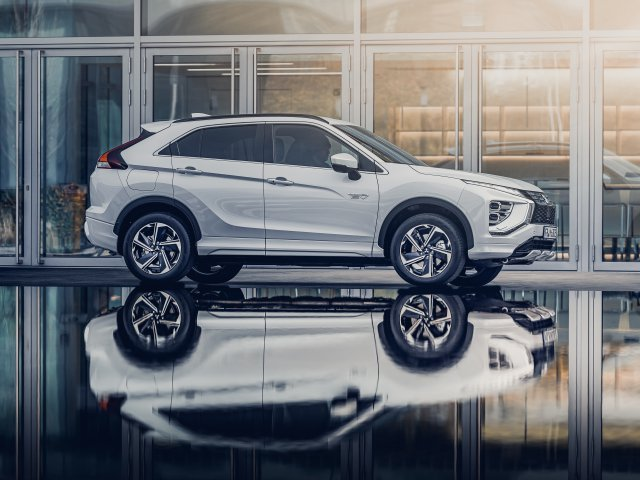 Mitsubishi Eclipse Cross PHEV MY21 (13)